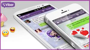 Установи приложение Viber на телефон